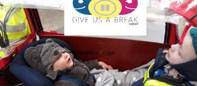 Give us a break vzw   –     Spelmateriaal voor kinderen met een beperking