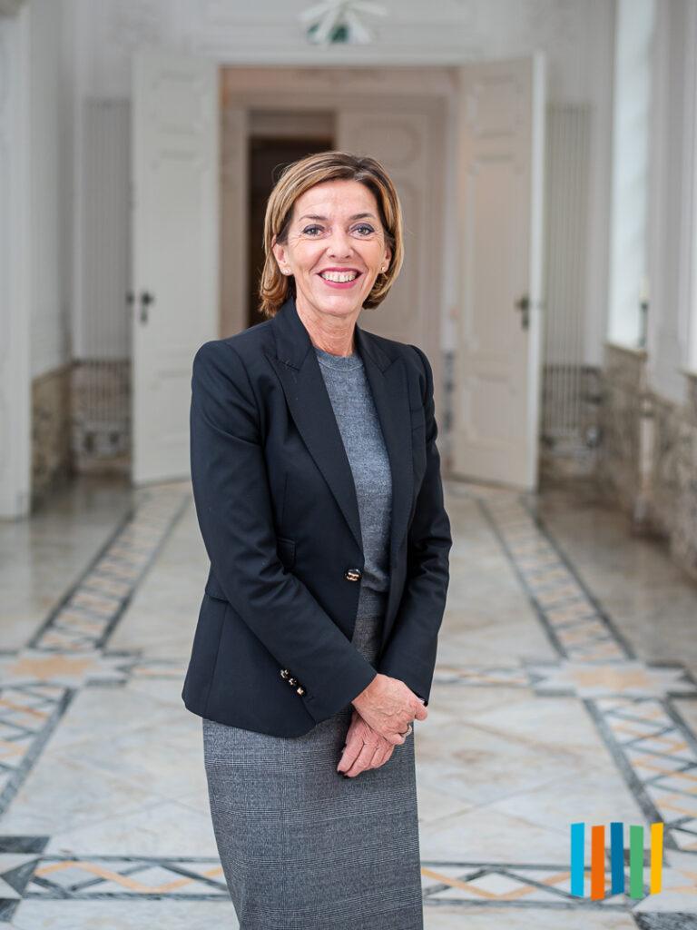 Gouverneur Carina Van Cauter