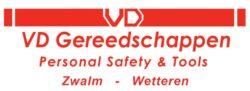 Logo - VD Gereedschappen