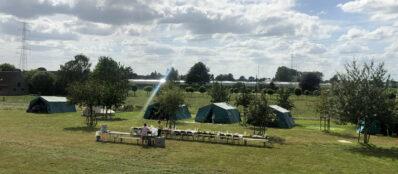Zorgboerderijcamping 't Groen Beleven