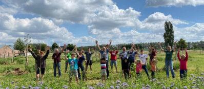 Educatief boslandbouwpad Waasland